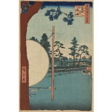 Utagawa Hiroshige: Takata riding grounds. - Library of Congress