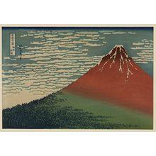 Katsushika Hokusai: [Gaifū kaisei] - Library of Congress