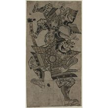 Okumura Masanobu: Benkei; Cry of the crane. - Library of Congress