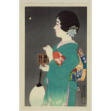 Ito Shinsui: Insect cage. - Library of Congress