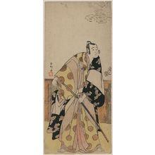 勝川春好: The actor Sawamura Sōjurō III. - アメリカ議会図書館