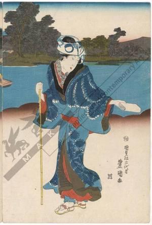 歌川国貞: Travel to Edo - Austrian Museum of Applied Arts