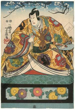 Yoshifuji: Kudo no Suketsune (title not original) - Austrian Museum of Applied Arts