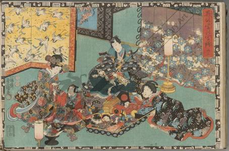 Utagawa Kunisada: Chapter 23 - Austrian Museum of Applied Arts