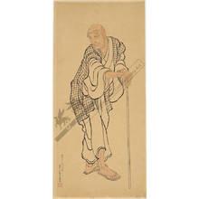 Unknown: Self-portrait of Hokusai (title not original) - Austrian Museum of Applied Arts