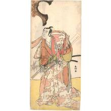 Katsukawa Shunko: Actor (title not original) - Austrian Museum of Applied Arts