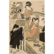 Kitagawa Utamaro: Ninth act - Austrian Museum of Applied Arts