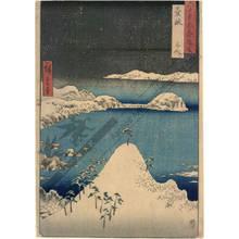 歌川広重: Province of Iki: Shisaku - Austrian Museum of Applied Arts