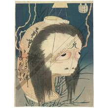 Katsushika Hokusai: Mrs. Oiwa - Austrian Museum of Applied Arts
