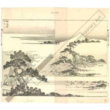 Katsushika Hokusai: Fuji seen from the Jaoinuma - Austrian Museum of Applied Arts