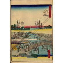 Utagawa Hiroshige II: Number 34: - Austrian Museum of Applied Arts