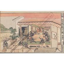 Utagawa Toyokuni I: Tenth act - Austrian Museum of Applied Arts