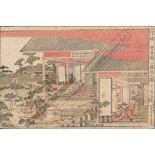 Utagawa Toyokuni I: Second act - Austrian Museum of Applied Arts