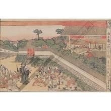 Utagawa Toyokuni I: Fourth act - Austrian Museum of Applied Arts