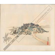 Unknown: Enoshima (title not original) - Austrian Museum of Applied Arts