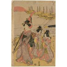 Kikugawa Eizan: A parade of elegant beauties - Austrian Museum of Applied Arts