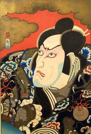 歌川国升: Ichikawa Ebizo V as Kumagai Jirô Naozane - メトロポリタン美術館