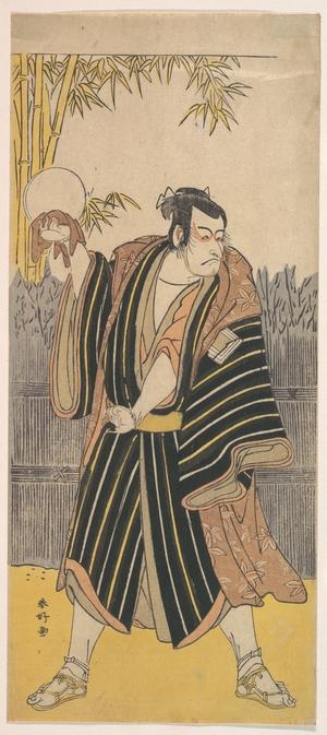 Katsukawa Shunko: Kataoka Nizaemon VII and Ichikawa Danjuro VI - Metropolitan Museum of Art