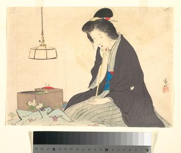 鏑木清方: - メトロポリタン美術館