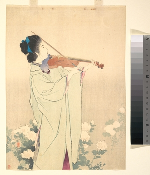 Kaburagi Kiyokata: Morning Dew - Metropolitan Museum of Art