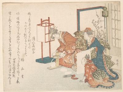 柳々居辰斎: - メトロポリタン美術館