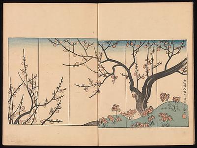 Sakai Hoitsu: Ink Traces of Kenzan (Kenzan iboku) - Metropolitan Museum of Art