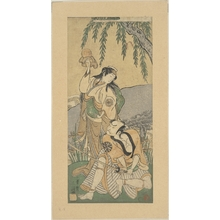 Ippitsusai Buncho: Scene from a Drama - Metropolitan Museum of Art