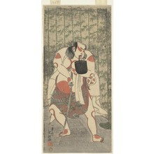 Ippitsusai Buncho: The Actor Otani Hiroji III, Armed with a Sword - Metropolitan Museum of Art