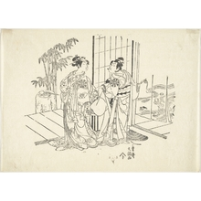 Ippitsusai Buncho: The Actors - Metropolitan Museum of Art