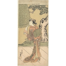 Ippitsusai Buncho: Ichimura Uzaemon IX in the Role of Kiyohime in Musume Dôjôji (the Girl of Dôjôji) - Metropolitan Museum of Art