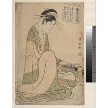 長喜: Takao Sange no Den - メトロポリタン美術館
