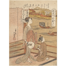 Ippitsusai Buncho: One of Thirty-Six Flowers - Metropolitan Museum of Art