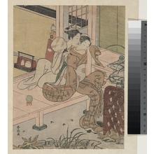 鈴木春信: The Gossips - メトロポリタン美術館
