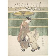 Suzuki Harunobu: Untitled - Metropolitan Museum of Art