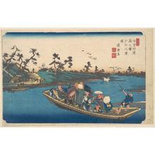 Keisai Eisen: Warabi no Eki, Todogawa Watashi - Metropolitan Museum of Art