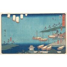 Utagawa Hiroshige: Miya - Metropolitan Museum of Art