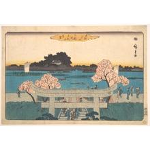 Utagawa Hiroshige: Mimeguri Zutsumi Matsuchiyama Embo - Metropolitan Museum of Art