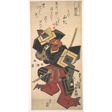 Torii Kiyomine: The Actor Ichikawa Danjuro II, 1688–1758 - Metropolitan Museum of Art