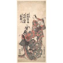 鳥居清満: Scene from the Drama
