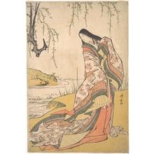 Torii Kiyonaga: Kanjo: A Court Lady - Metropolitan Museum of Art