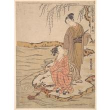 Isoda Koryusai: Kyo Shi - Metropolitan Museum of Art