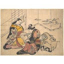 Torii Kiyonobu I: - Metropolitan Museum of Art