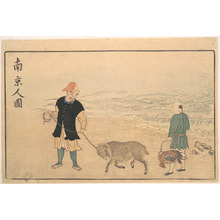 Keisai: Picture of a man of Nankin - Metropolitan Museum of Art