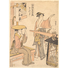 Torii Kiyonaga: The Fifth Month - Metropolitan Museum of Art