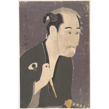 Toshusai Sharaku: The Actor Onoye Matsusuke as a Ronin - Metropolitan Museum of Art