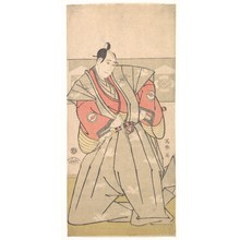 Toshusai Sharaku: The Actor Sawamura Sojuro III - Metropolitan Museum of Art