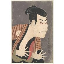 東洲斎写楽: Ôtani Oniji III as Yakko Edobei in the Play