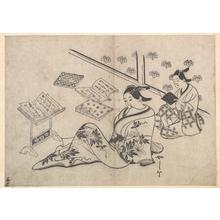 Hishikawa Morofusa: - Metropolitan Museum of Art