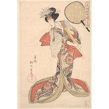 柳川重信: Konami of Kurahashi-ya - メトロポリタン美術館