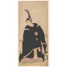 Katsukawa Shunko: The Actor Nakamura Tomijuro - Metropolitan Museum of Art